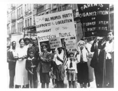 Liberation of Puerto Rican People