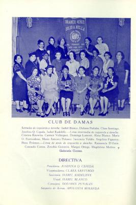Club de Damas / Women's Club