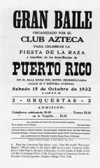 Club Azteca - Gran Baile