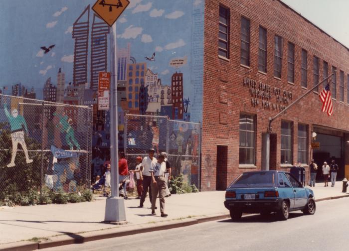 El Barrio Murals