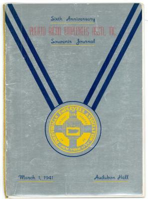 Sixth Anniversary - Souvenir Journal
