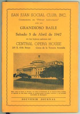 Grandioso Baile / Grand Dance