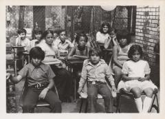 Group of children from the United Organization of Suffolk Street