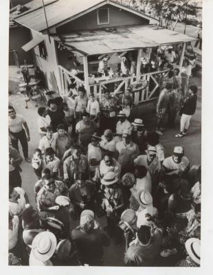 El Barrio, Puerto Rican Casitas