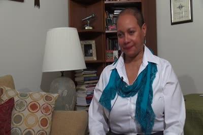 Interview with Maria Aponte on November 23, 2013, Segment 10