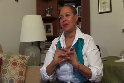 Interview with Maria Aponte on November 23, 2013, Segment 2