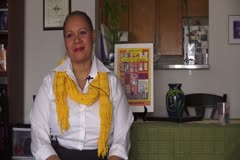 Interview with Maria Aponte on January 19, 2014, Segment 1