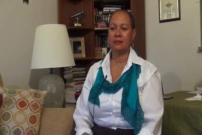 Interview with Maria Aponte on November 23, 2013, Segment 1