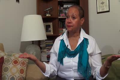 Interview with Maria Aponte on November 23, 2013, Segment 5