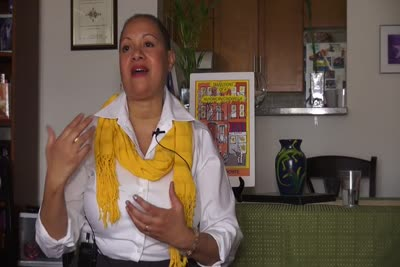 Interview with Maria Aponte on January 19, 2014, Segment 3