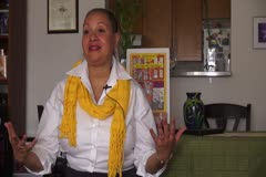 Interview with Maria Aponte on January 19, 2014, Segment 4