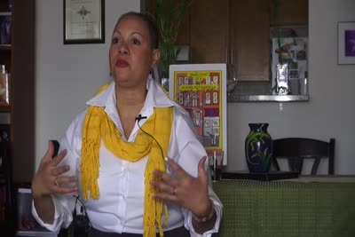 Interview with Maria Aponte on January 19, 2014, Segment 5