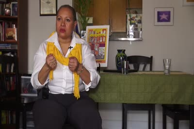 Interview with Maria Aponte on January 19, 2014, Segment 8