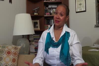 Interview with Maria Aponte on November 23, 2013, Segment 4