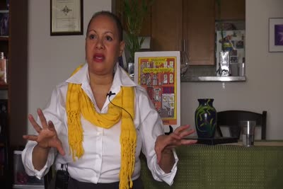 Interview with Maria Aponte on January 19, 2014, Segment 2