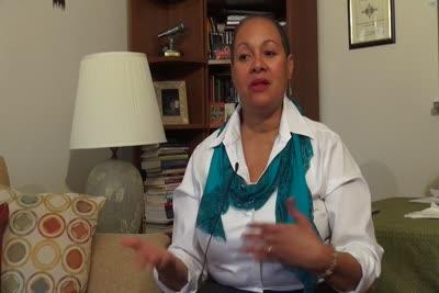 Interview with Maria Aponte on November 23, 2013, Segment 3