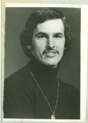 Portrait of Ray Ramos