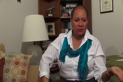 Interview with Maria Aponte on November 23, 2013, Segment 9