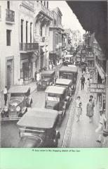 Old San Juan street ca. 1920s