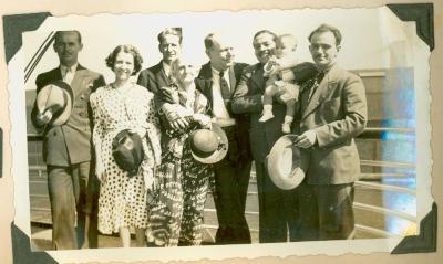 Farewell to Gilberto Concepción and his family