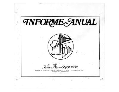 Annual Report 1979-80