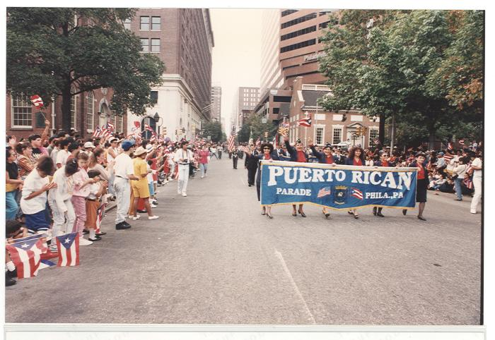 Department of Puerto Rican Community Affairs in the Puerto Rican Day Parade
