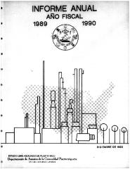 Annual Report 1989-90