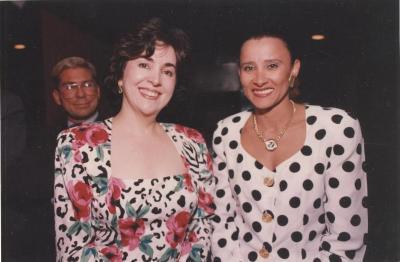 Sila Calderon and Nydia Velázquez