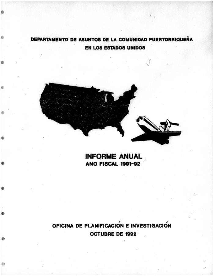 Annual Report 1991-90