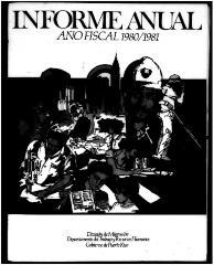 Annual Report 1980-81
