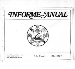 Annual Report 1986-87