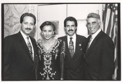 Fernando Ferrer, José Serrano, Nydia Velázquez
