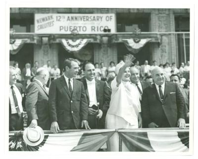 12th Anniversary of Commonwealth of Puerto Rico