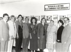 Migration Division Staff at a Photo Gallery