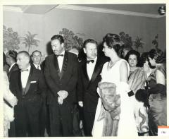 Adam Clayton Powell And Nelson Rockefeller