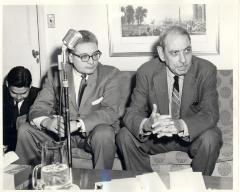 Joseph Monserrat and Luis Muñoz Marin