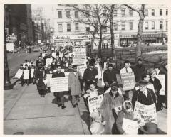 Protest for Better Education, Jobs, and Housing