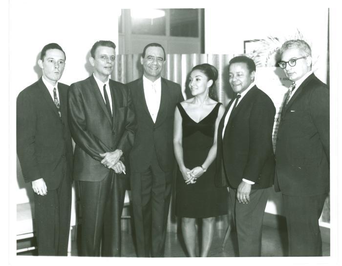 Bobby Capó, Miriam Colón, and Joseph Monserrat