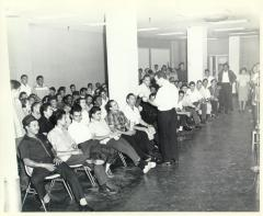 Conference at the Migration Division