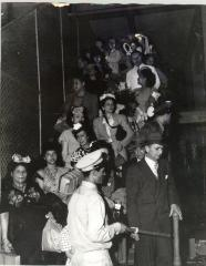 Passengers Arriving from the States at the New York and Porto Rico Steamship Co. pier
