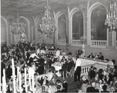 Piñero Banquet at Plaza Hotel