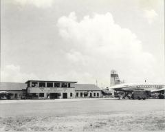 Isla Grande Airport