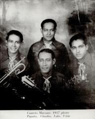 Early Cuarteto Marcano photo