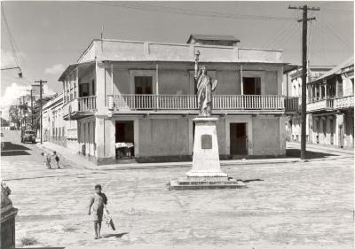 Statue in Town Square