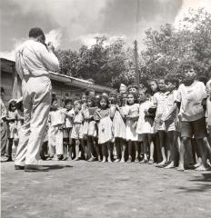 Rural schoolchildren