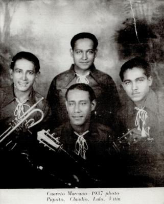 Early Cuarteto Marcano photo