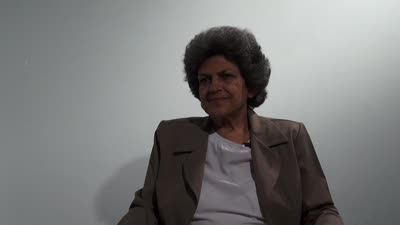 Interview with Olga Sanabria-Dávila on June 19, 2014, 1st Session