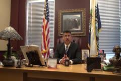 Interview with Tony Ortiz on June 13, 2017, Segment 1