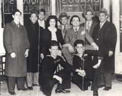 """Piquito,"" Bobby Capo and Augusto Coen"