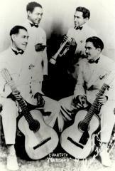 Cuarteto Marcano publicity photo